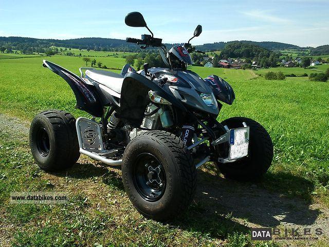 2011 GOES  350S Motorcycle Quad photo