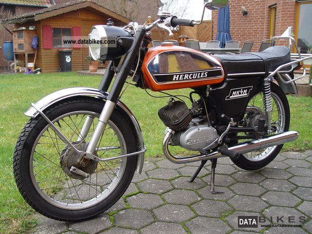 Hercules  MK4M 1974 Vintage, Classic and Old Bikes photo