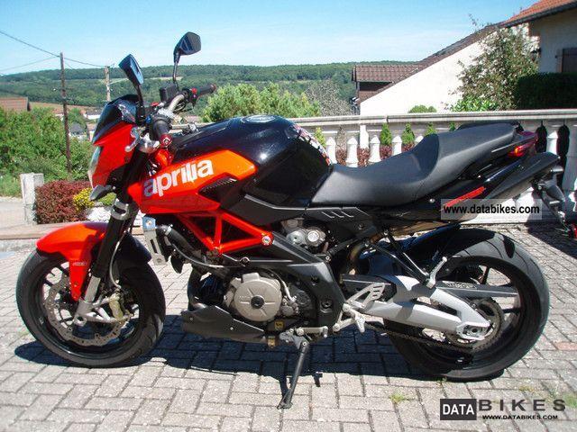 2010 Aprilia  Shiver SL 750 ABS Motorcycle Naked Bike photo