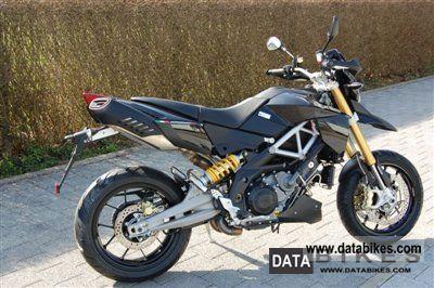 2012 Aprilia  Dorsoduro 1200 Motorcycle Super Moto photo