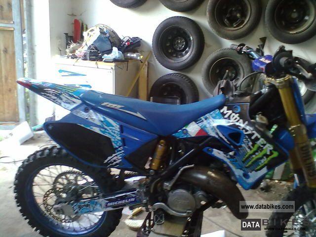 2007 TM  MX 125 Motorcycle Rally/Cross photo