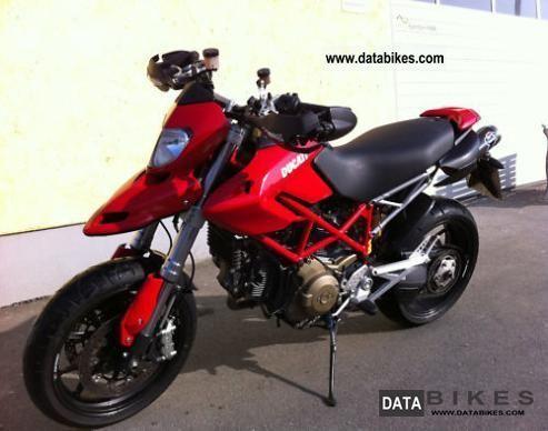 Ducati  Hypermotard, Termignoni, carbon 2008 Enduro/Touring Enduro photo