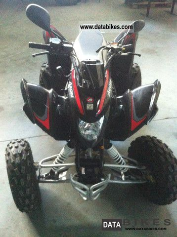 2012 Aeon  Cobra 350 Motorcycle Quad photo