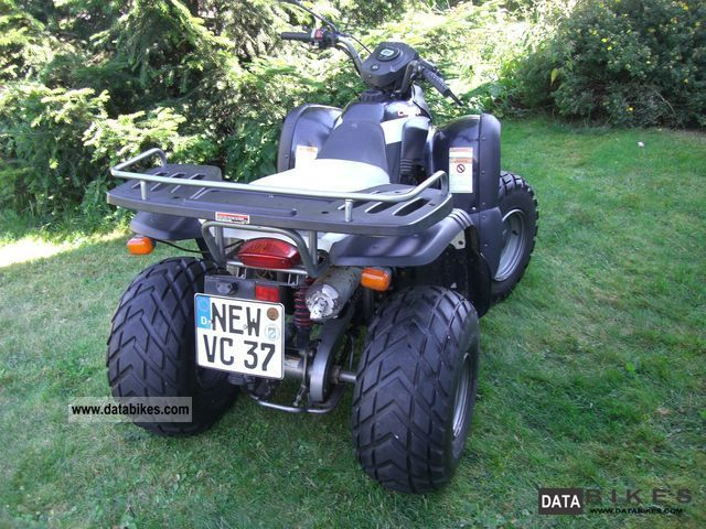 2004 Aeon  Cobra 180 Motorcycle Quad photo