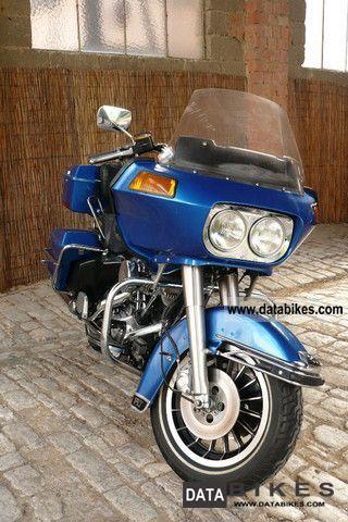 1982 Harley Davidson  FLT Tour Glide Motorcycle Tourer photo