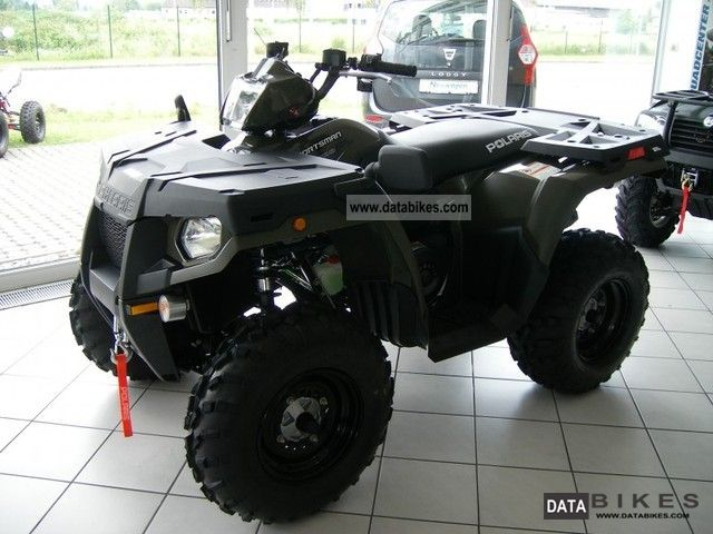 Polaris  Forest Sportsman 800 EFI 2012 Quad photo