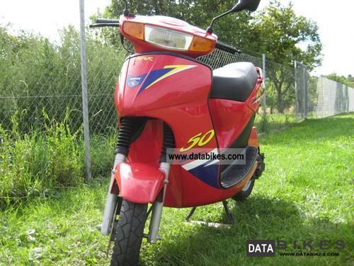 2000 Simson  SRA50 Motorcycle Motor-assisted Bicycle/Small Moped photo