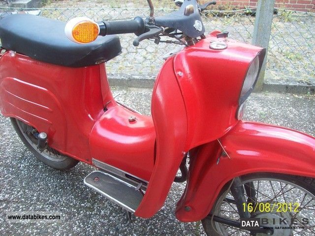 Simson  Swallow 1969 Vintage, Classic and Old Bikes photo