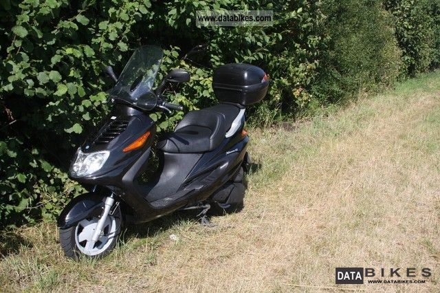 2003 Italjet  Millenium Motorcycle Scooter photo