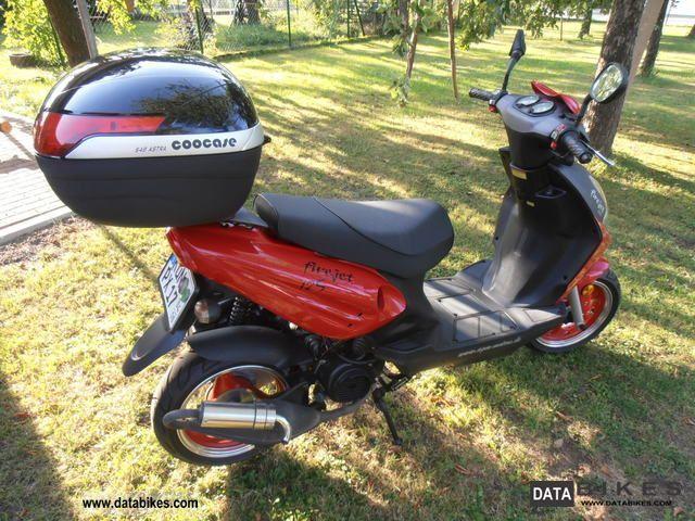 2010 Italjet  Firejet Motorcycle Scooter photo