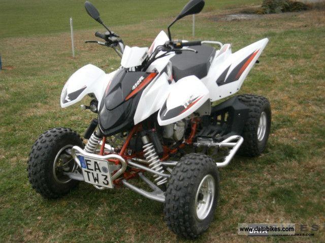 2011 Triton  450 Motorcycle Quad photo
