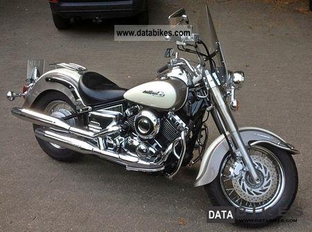 2006 Yamaha  XVS 650 Classic Motorcycle Chopper/Cruiser photo