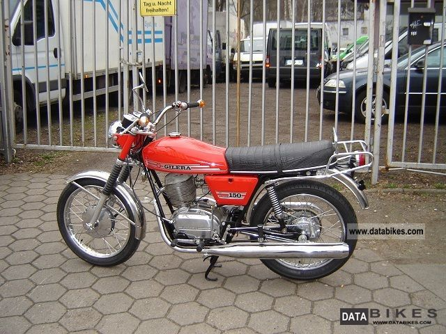 Gilera  Strada 150 1976 Vintage, Classic and Old Bikes photo