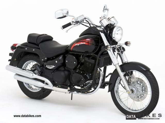2012 Daelim  Daystar Black Edition - Special Price!! Motorcycle Chopper/Cruiser photo