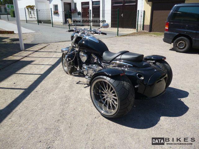 2011 Rewaco  CT 1500 S Custom Package Motorcycle Trike photo