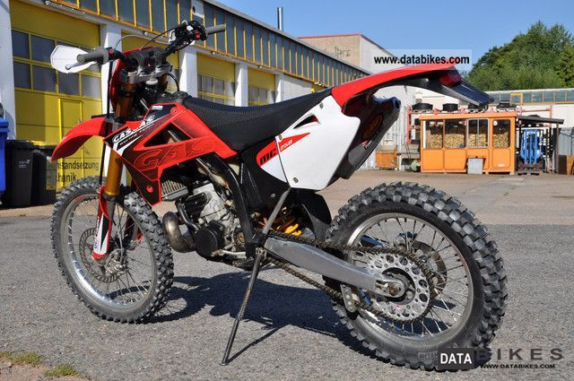 2006 Gasgas  EC 250 Motorcycle Enduro/Touring Enduro photo