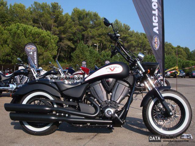 2012 VICTORY  Highball Motorcycle Naked Bike photo