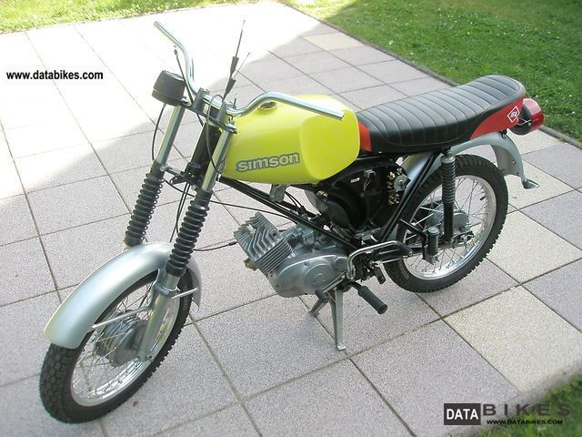 Simson Bikes And Atv 39 S With Pictures