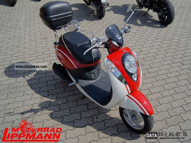 2010 Sym Scooter Million 50 10