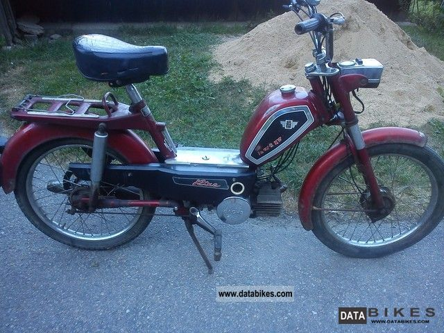 1976 Sachs  Rixe moped Motorcycle Motor-assisted Bicycle/Small Moped photo