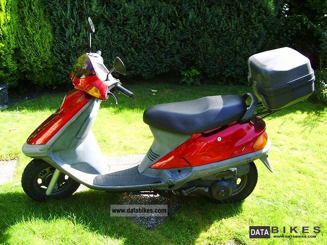 1998 Sachs  REXY 125 Motorcycle Scooter photo