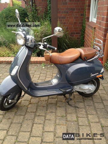 2006 Vespa  LXV 50 Motorcycle Motor-assisted Bicycle/Small Moped photo