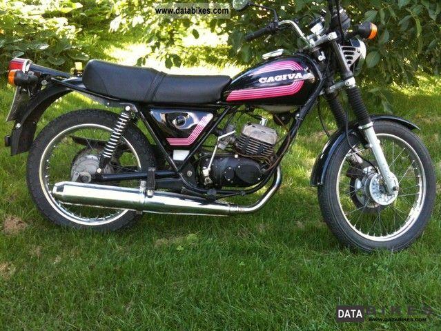 1982 Cagiva  SST 125 Motorcycle Tourer photo