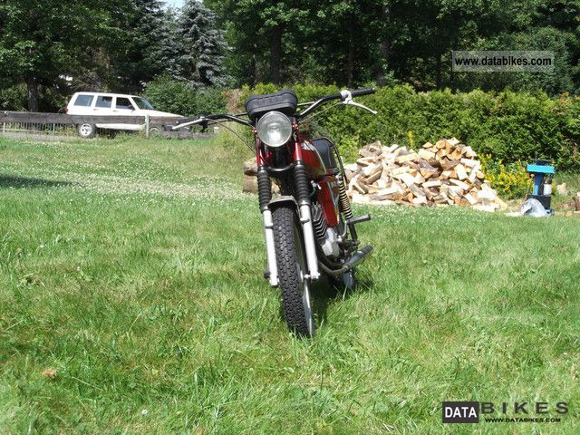 1985 KTM  SM 25 Motorcycle Motor-assisted Bicycle/Small Moped photo