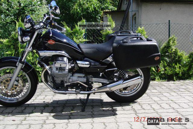 Moto Guzzi  Nevada 750i.E 2007 Motorcycle photo