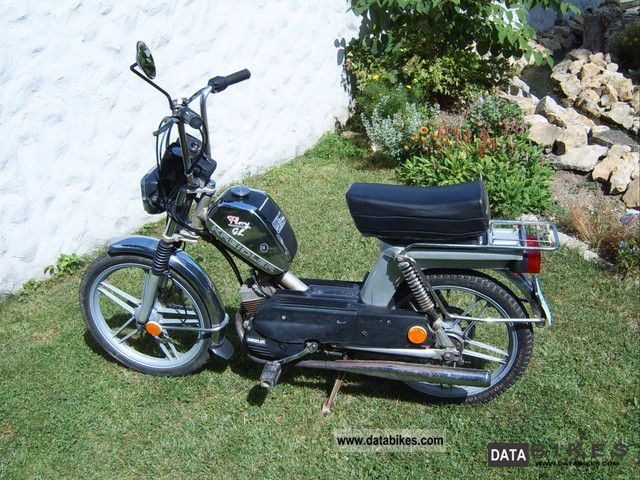 1983 Kreidler  Flory GL Motorcycle Motor-assisted Bicycle/Small Moped photo