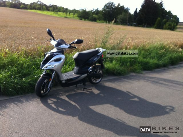 Kreidler  Hiker Hiker 50 2.0 Electro m. Manufacturer Warranty 2011 Electric Motorcycles photo