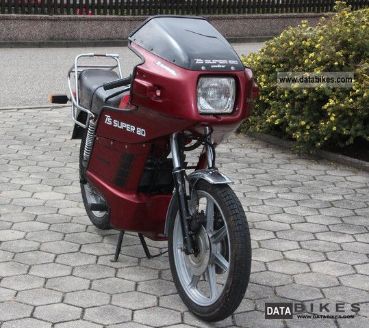 1982 Herkules  Ultra 80 Motorcycle Motor-assisted Bicycle/Small Moped photo