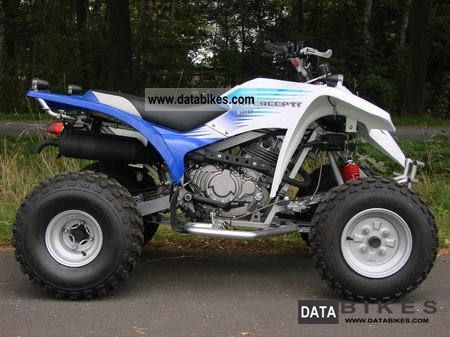 2009 Herkules  Interceptor Motorcycle Quad photo