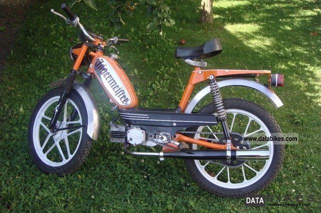 1989 Herkules  Prima 5 Motorcycle Motor-assisted Bicycle/Small Moped photo