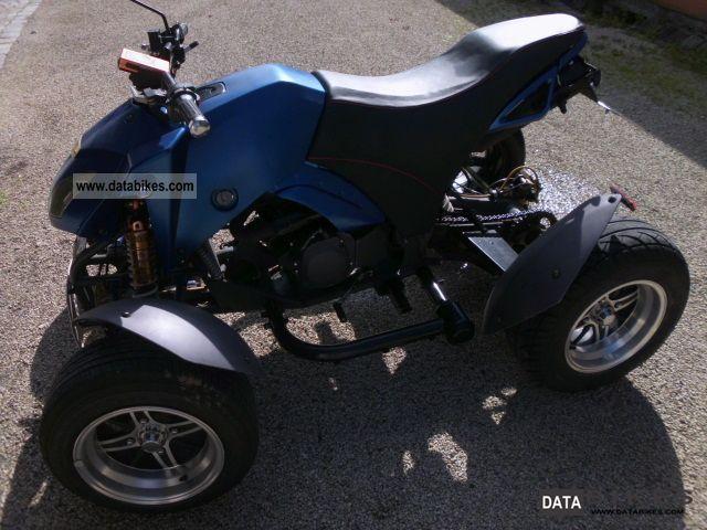 2008 Bashan  300 Motorcycle Quad photo