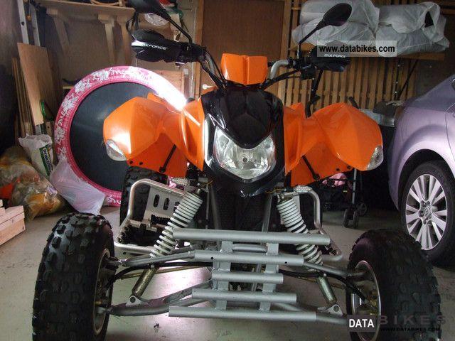 Burelli  Daytona (TRITON) 2008 Quad photo