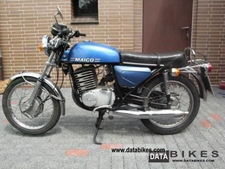 Maico  MD 250 1975 Vintage, Classic and Old Bikes photo