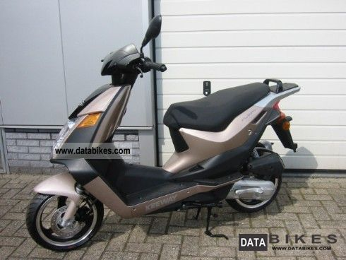 2009 Keeway  Flash 50 Motorcycle Scooter photo