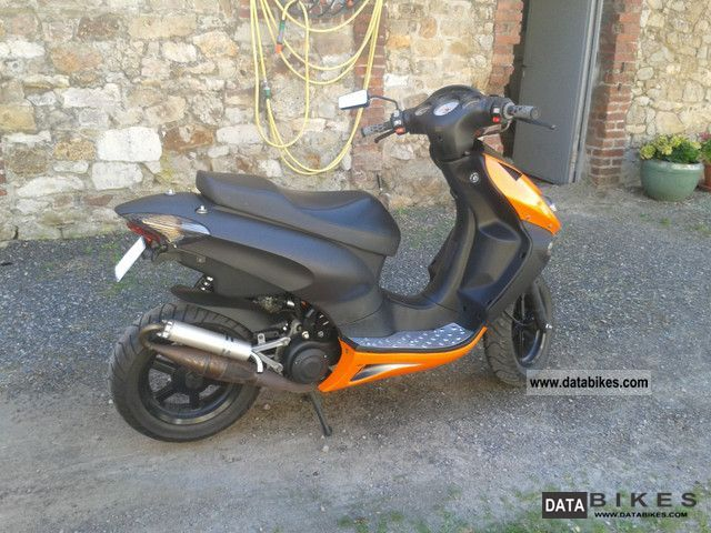2010 Keeway  ARN 50 Motorcycle Scooter photo