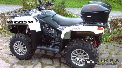 2007 Dinli  Ares 700 Explorer Motorcycle Quad photo