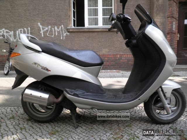 Peugeot  Elyseo 100 1998 Scooter photo