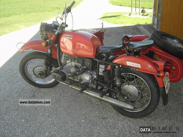1993 Ural  BMW Motorcycle Combination/Sidecar photo