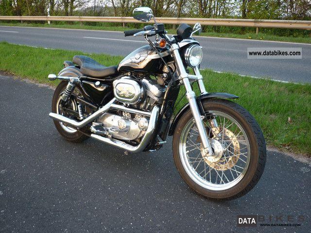 2003 Harley Davidson  sportster Motorcycle Chopper/Cruiser photo
