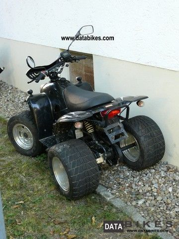 2005 CPI  Crab 100 Motorcycle Quad photo