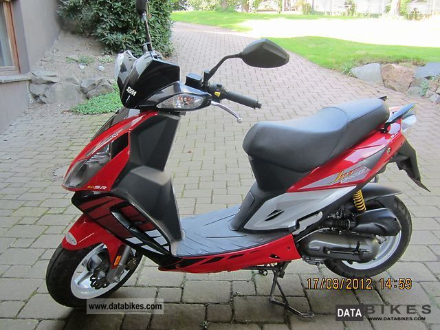 Scooter For 5 Year Old >> SYM Bikes and ATV's (With Pictures)