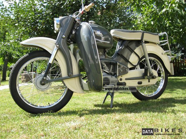 Hercules  220 MKL 1964 Vintage, Classic and Old Bikes photo