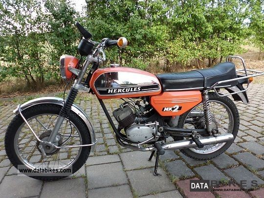 Hercules  MK2 1975 Vintage, Classic and Old Bikes photo