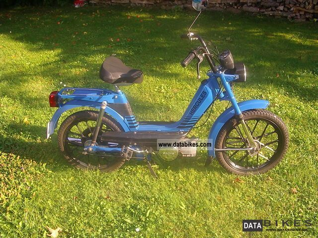 2007 Hercules  Prima 2 Motorcycle Motor-assisted Bicycle/Small Moped photo