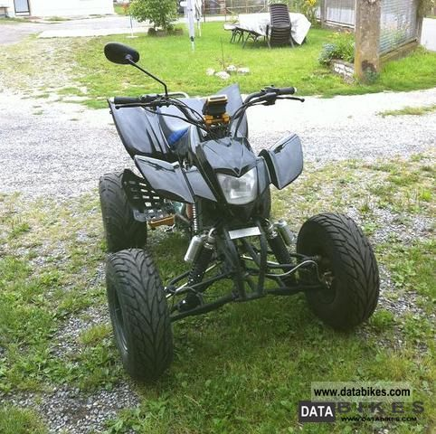 2007 Bashan  5 07 Motorcycle Quad photo