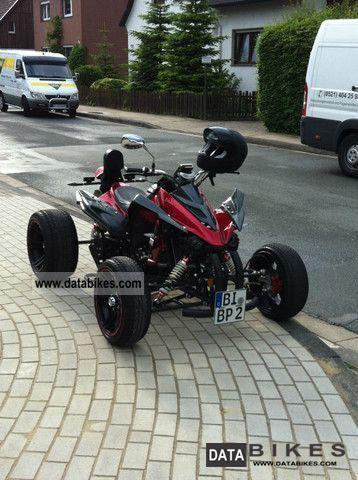 2011 Bashan  jingling J21 LB Motorcycle Quad photo